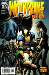 Cover for Wolverine (Marvel, 2003 series) #25 [Direct Edition]