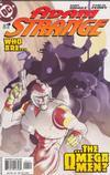 Cover for Adam Strange (DC, 2004 series) #4