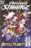 Cover for Adam Strange (DC, 2004 series) #7