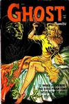 Cover for Ghost Comics (Fiction House, 1951 series) #2