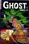 Cover for Ghost Comics (Fiction House, 1951 series) #3
