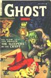 Cover for Ghost Comics (Fiction House, 1951 series) #6
