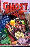 Cover for Ghost Comics (Fiction House, 1951 series) #7
