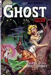 Cover for Ghost Comics (Fiction House, 1951 series) #8