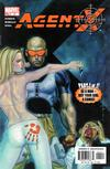 Cover for Agent X (Marvel, 2002 series) #11