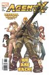Cover for Agent X (Marvel, 2002 series) #13