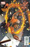 Cover for Agent X (Marvel, 2002 series) #15