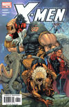 Cover for X-Men (Marvel, 2004 series) #162 [Direct Edition]