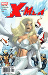 Cover for X-Men (Marvel, 2004 series) #165 [Direct Edition]