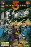 Cover for Babylon 5 (DC, 1995 series) #2 [Direct Sales]