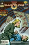 Cover for Babylon 5 (DC, 1995 series) #3
