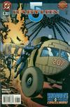 Cover for Babylon 5 (DC, 1995 series) #8