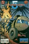 Cover for Babylon 5 (DC, 1995 series) #8 [Direct Sales]