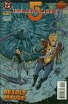 Cover for Babylon 5 (DC, 1995 series) #10