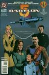 Cover for Babylon 5 (DC, 1995 series) #11 [Direct Sales]