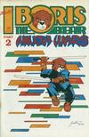 Cover for Boris the Bear (Nicotat Comics, 1987 series) #20