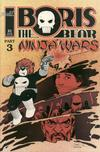 Cover for Boris the Bear (Nicotat Comics, 1987 series) #21