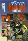 Cover for Boris' Adventure Magazine (Nicotat Comics, 1988 series) #2