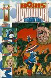 Cover for Boris' Adventure Magazine (Nicotat Comics, 1988 series) #3