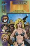 Cover for Boris' Adventure Magazine (Nicotat Comics, 1988 series) #4