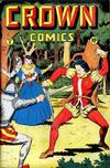 Cover for Crown Comics (McCombs, 1945 series) #8