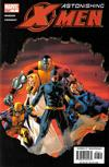Cover for Astonishing X-Men (Marvel, 2004 series) #7 [Direct Edition]