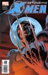 Cover for Astonishing X-Men (Marvel, 2004 series) #8 [Direct Edition]