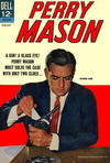 Cover for Perry Mason Mystery Magazine (Dell, 1964 series) #1