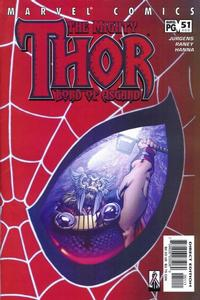 Cover Thumbnail for Thor (Marvel, 1998 series) #51 (553)