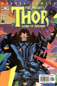Cover Thumbnail for Thor (Marvel, 1998 series) #53 (555)