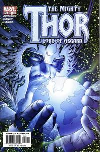 Cover Thumbnail for Thor (Marvel, 1998 series) #55 (557)