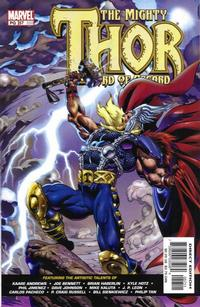 Cover Thumbnail for Thor (Marvel, 1998 series) #57 (559)
