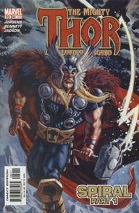 Cover Thumbnail for Thor (Marvel, 1998 series) #60 (562)