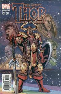 Cover Thumbnail for Thor (Marvel, 1998 series) #62 (564)