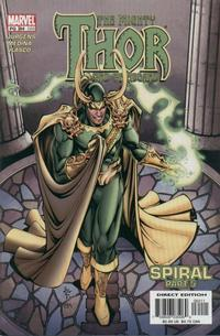 Cover Thumbnail for Thor (Marvel, 1998 series) #64 (566)