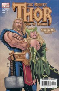 Cover Thumbnail for Thor (Marvel, 1998 series) #65 (567)