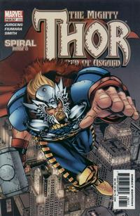 Cover Thumbnail for Thor (Marvel, 1998 series) #67 (569)