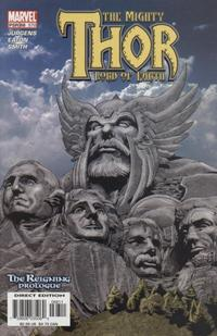 Cover Thumbnail for Thor (Marvel, 1998 series) #68 (570) [Direct Edition]