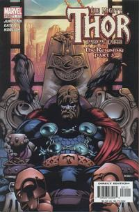 Cover Thumbnail for Thor (Marvel, 1998 series) #71 (573)
