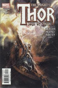 Cover Thumbnail for Thor (Marvel, 1998 series) #75 (577)