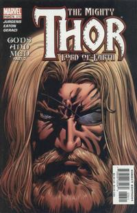 Cover Thumbnail for Thor (Marvel, 1998 series) #76 (578)