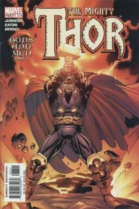Cover Thumbnail for Thor (Marvel, 1998 series) #77 (579)