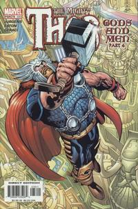 Cover Thumbnail for Thor (Marvel, 1998 series) #78 (580)