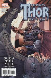 Cover Thumbnail for Thor (Marvel, 1998 series) #79 (581)