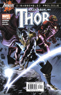 Cover Thumbnail for Thor (Marvel, 1998 series) #80 (582)
