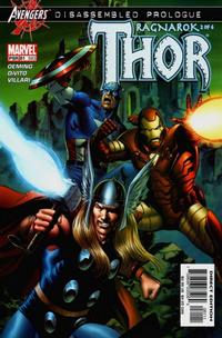 Cover Thumbnail for Thor (Marvel, 1998 series) #81 (583)