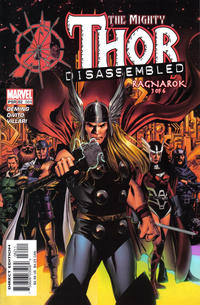 Cover Thumbnail for Thor (Marvel, 1998 series) #82 (584)