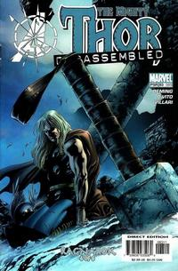 Cover Thumbnail for Thor (Marvel, 1998 series) #83 (585)
