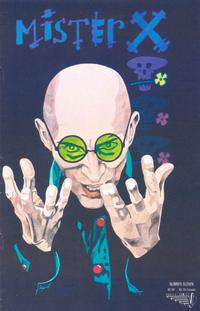 Cover Thumbnail for Mister X (Vortex, 1989 series) #11