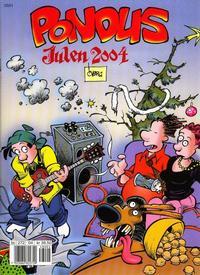 Cover Thumbnail for Pondus julehefte (Bladkompaniet / Schibsted, 1999 series) #2004